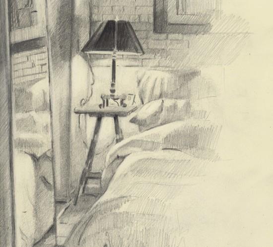 Simon Levenson - Bed